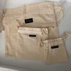 All Saints dustbag 3 pack